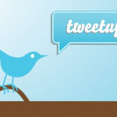 What is a tweetup?
