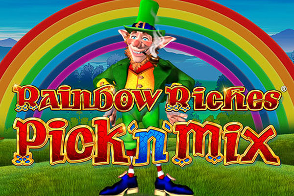 Review of Rainbow Riches Pick 'n' Mix Slot