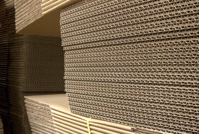 Corrugated, Box, Boxes, Cardboard, Flutes, Carton