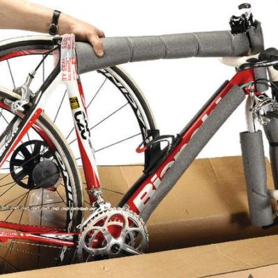 How To Prepare For Air Travel With a Bike