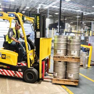 Forklift Precautions: 5 Important Rules for Workplace Safety