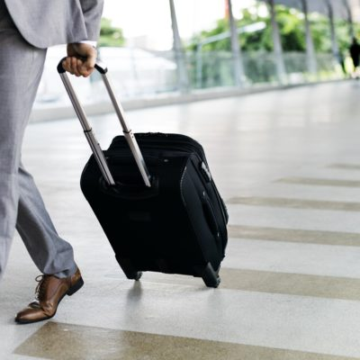 How Small Business Travelers Can Stay Healthy