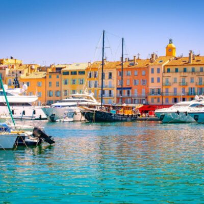 Three Best Hotels In St-Tropez