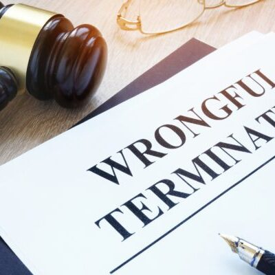 How to deal with wrongful dismissal