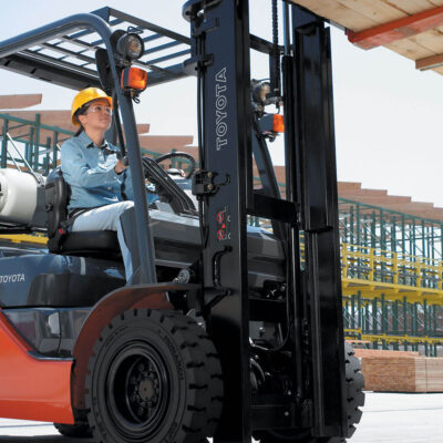 Improve The Efficiency Of Your Forklift Business Through Investing In Your Drivers