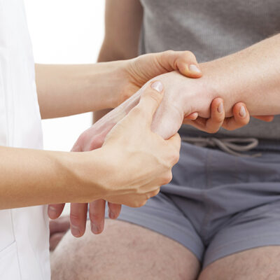 Your Hand Has Been Crushed: What Can You Do?