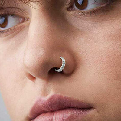 101 Tips for Styling a Nose Pin