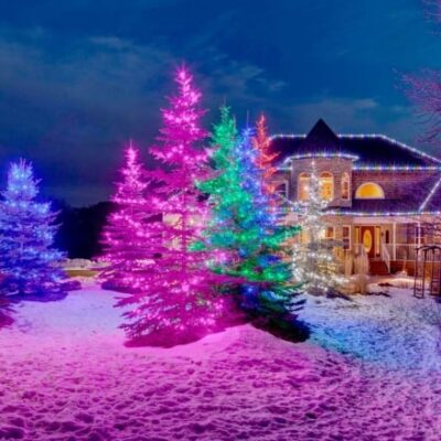 Essential Safety Tips When Installing Christmas Lights in Australia