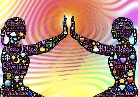 Alive, Energy, Divine, Body-Mind