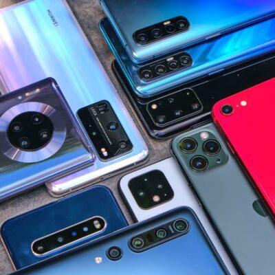 TOP 4 Best Smartphones 2020/2021