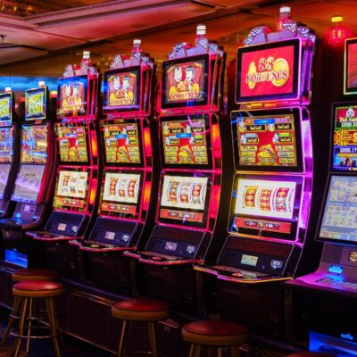 Free Slots To Play With Your First Deposit