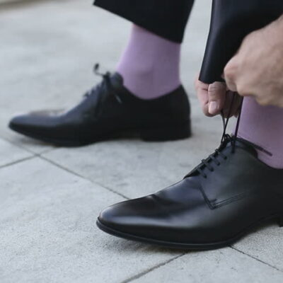 How to Wear Men's Derby Shoes in a Fashionable Way
