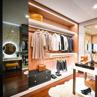Wardrobe Design Trends to Consider This 2021