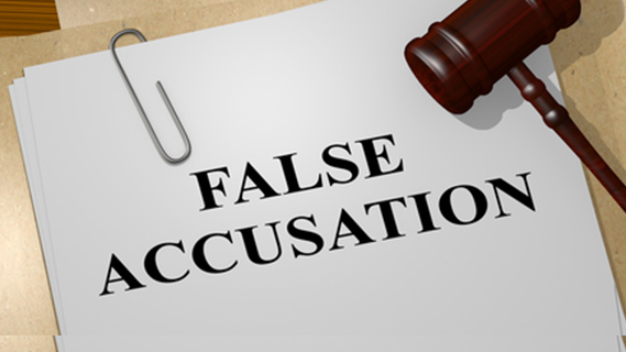 How To Handle Being Falsely Accused Of A Crime?