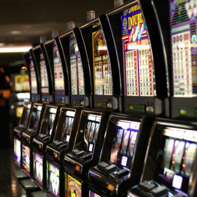 When Were Slot Machines First Developed?