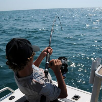 Hooked: A Fishing Story Told by An Expert-Angler-Wannabe