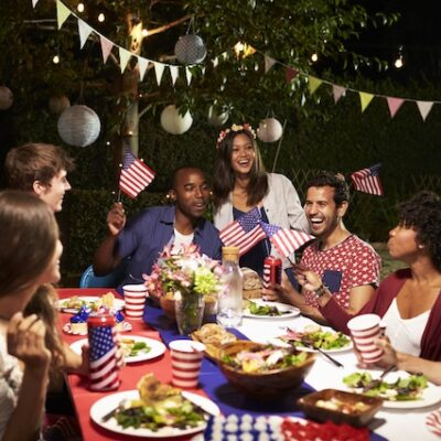 Outdoor Party Planning Checklist for Independence Day