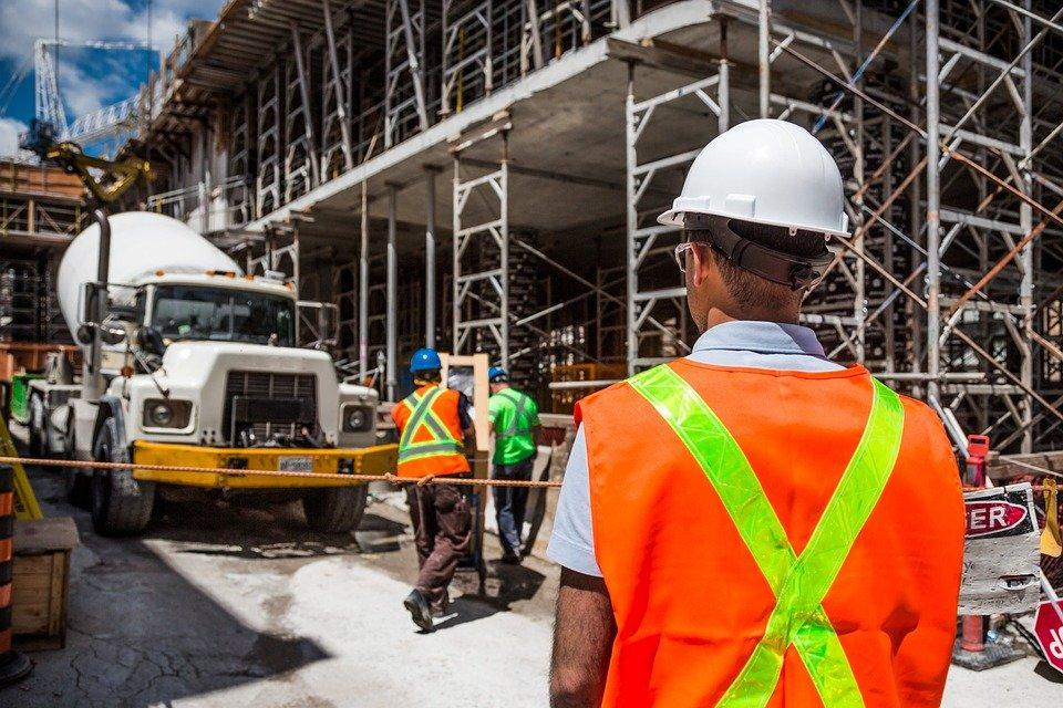 Construction, Worker, Safety, Construction Workers