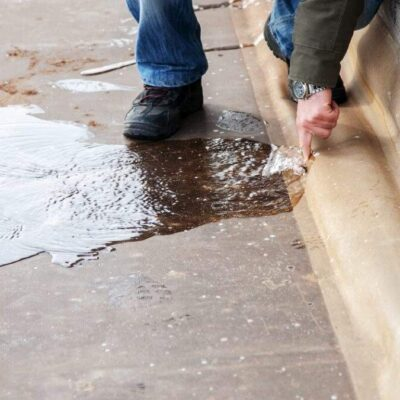 5 tell-tale signs that you have a drainage problem
