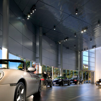 Why is Resin Flooring the Best Option For a Car Showroom?
