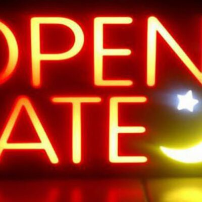 When Do You Need to Find Stores Open Near You at Midnight?